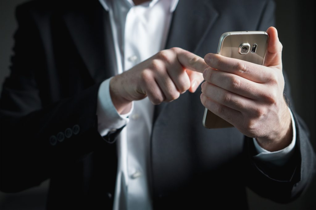 קניית סמארטפון לעובדים